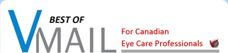 BEST OF VMAIL For Canadian Eye Care Professionals