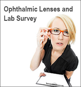 ophthalmic lens and lab_survey